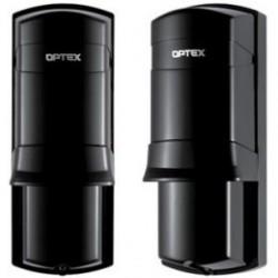AX200TFRF accesorios optex - Barrera de INFRARROJOS de 60m bajo consumo de energía 2 vigas de IP65