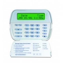 DSC - Tastiera LCD 2X16 caratteri con ricevitore radio
