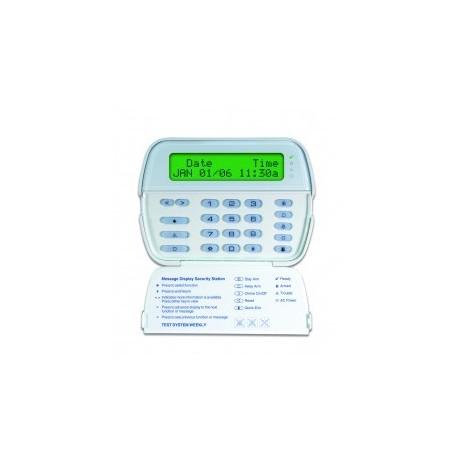 DSC - LCD-bedienteil 2X16 zeichen mit radio-empfänger