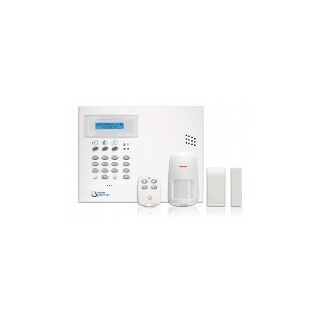 INFINITE KIT CENTRAL + TRANSM GSM + 1 DETECT + 1 CONTACT + 1 TELECO