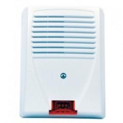 SIRENE alarm EXTERNE SIRUS + 1 AKKU BAT12V2.2AH