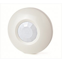 DISC MCW-868-EN - Detector miniature radio IRPS 360° for ceiling mount VISONIC