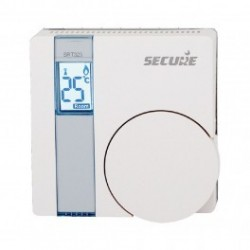 Secure STR323 - Thermostat SRT323 (GEN5) avec écran LCD Z-Wave Plus et relais