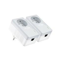 TP-LINK - adaptador POWERLINE AV500